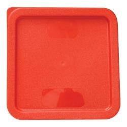 Thunder Group - PLSFT0608C - 6 qt and 8 qt Red Cover   image