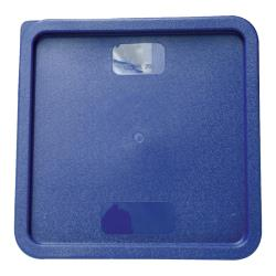 Thunder Group - PLSFT121822C - 12, 18 and 22 qt Blue Cover   image