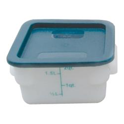 Thunder Group - PLSFT002PP - 2 qt Food Storage Container image