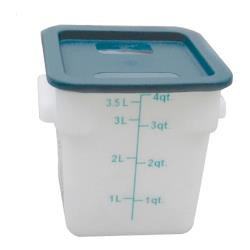 Thunder Group - PLSFT004PP - 4 qt Food Storage Container image