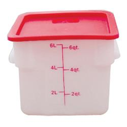 Thunder Group - PLSFT006PP - 6 qt Food Storage Container image