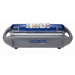 San Jamar - SW1218 - Saf-T-Wrap® Foil and Film Dispenser image