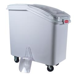 Rubbermaid - 3600-88 - ProSave 400 Cup Mobile Ingredient Bin image