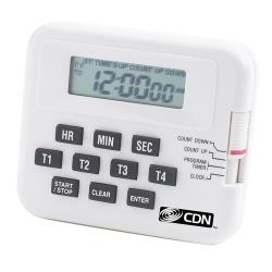 CDN  - PT1A - 4 Event Digital Timer image