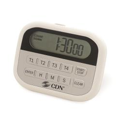 CDN - PT2 - 4 Event Digital Timer and Clock image