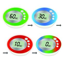 Escali Scales - DR4 - ColorFun Luminous Digital Timer image