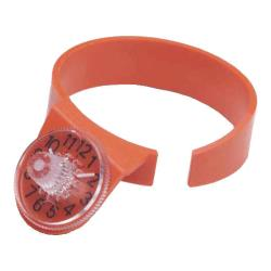 Bloomfield - 8953-TMR-ORG - Orange Decanter Timer image