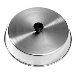 American Metalcraft - BA1040S - 10 1/4 in Stainless Steel Basting Cover image