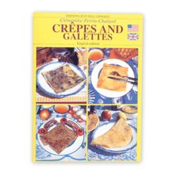 Krampouz - ALR4 - Crepe Griddle Recipe Booklet image