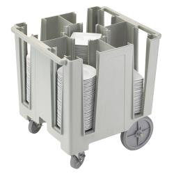 Cambro - DCS950480 - Versa Gray 5-Column Dish Caddy image