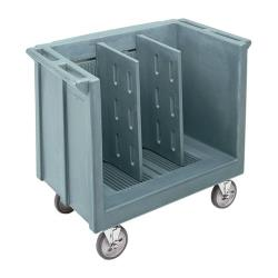 Cambro - TDC30401 - 14 in Blue Adjustable Tray and Dish Caddy image