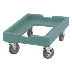 Cambro - CD1826PDB401 - Camdolly® 18 in X 26 in Blue Dough Box Dolly image