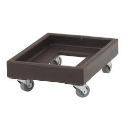 Cambro - CD1313110 - Camdolly® 13 in X 13 in Black Milk Crate Dolly image