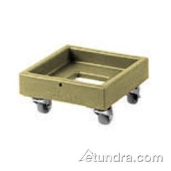 Cambro - CD1313157 - Camdolly 13 in X 13 in Beige Milk Crate Dolly image
