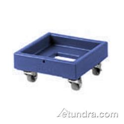 Cambro - CD1313401 - Camdolly® 13 in X 13 in Blue Milk Crate Dolly image