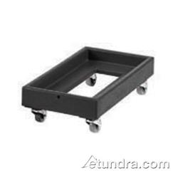 Cambro - CD1327110 - Camdolly 13 in X 27 in Black #10 Can Case Dolly image