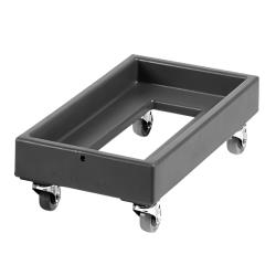 Cambro - CD1327110 - Camdolly® 13 in X 27 in Black #10 Can Case Dolly image