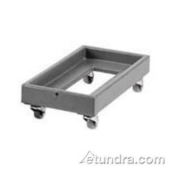 Cambro - CD1327180 - Camdolly 13 in X 27 in Gray #10 Can Case Dolly image