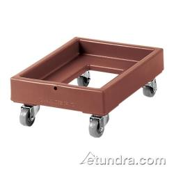 Cambro - CD1420131 - Camdolly 14 in X 19 in Brown #10 Can Case Dolly image