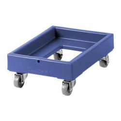 Cambro - CD1420401 - Camdolly® 14 in X 19 in Blue #10 Can Case Dolly image