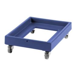Cambro - CD2028401 - Camdolly® 20 in X 28 in Blue #10 Can Case Dolly image