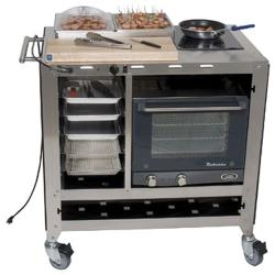 Cadco - CBC-SDC - Mobile Sampling/Demo Cart image
