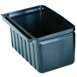 Cambro - BC1115SH - 1.75 gal Service Cart Silverware Holder image