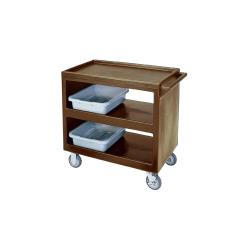 Cambro - BC235 - 37 1/4 in X 21 1/2 in Brown Service Cart  image
