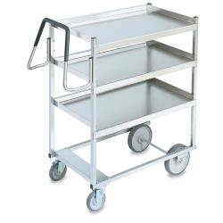 Vollrath - 97201 - 20 in x 35 in Stainless Steel Utility Cart image