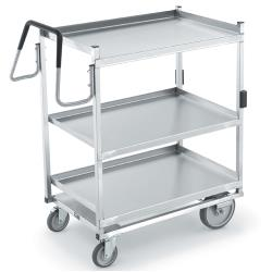 Vollrath - 97208 - 23 in x 35 in Stainless Steel Utility Cart image