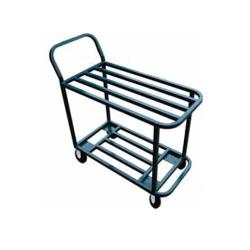 Winholt - 110 - 40 in x 18 in 2-Tier Steel Stocking Cart image