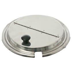 Vollrath - 47488 - 9 5/8 in Hinged Inset Cover image