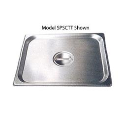 Winco - SPSCTT - Two Third Size Pan Cover image