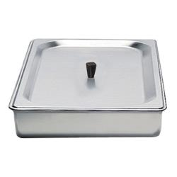 Cadco - SPL-2 - Half Size Steam Table Pan image