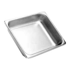 Update International - NJP-506 - 1/2 Size 6 in Steam Table Pan image