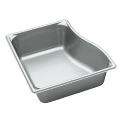 Vollrath - 3100240 - 1/2 Size 4 in Super Pan® Super Shape Wild Pan image