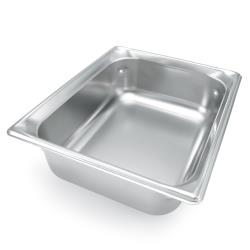 Vollrath - 90212 - 1/2 Size 1 1/2 in Super Pan 3® Steam Table Pan image