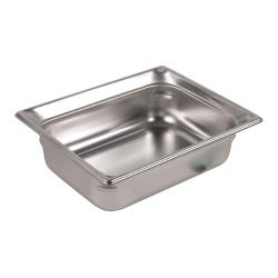 Vollrath - 90242 - 1/2 Size 4 in Super Pan 3® Steam Table Pan image