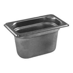 Vollrath - 90942 - Ninth Size 4 in Deep Steam Table Pan image