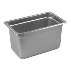 Winco - SPJL-406 - Fourth Size 6 in Deep Steam Table Pan image