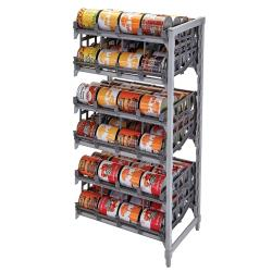 Cambro - CPA243672C96480 - Camshelving® The Ultimate #10 Can Rack Add-On - Premium Series image