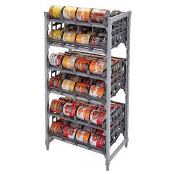 Cambro - CPU243672C96480 - Camshelving® The Ultimate #10 Can Rack - Premium Series image