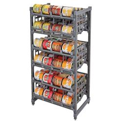 Cambro - ESU243672C96580 - Camshelving® The Ultimate #10 Can Rack - Elements Series image