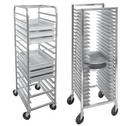 Channel Manufacturing - RB-4 - 15 Shelf Pizza Box Rack image