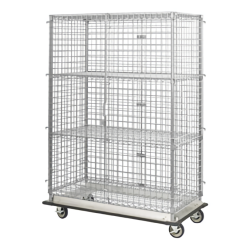 Focus Foodservice - FHDMSEC24364 - Mobile Security Cage image