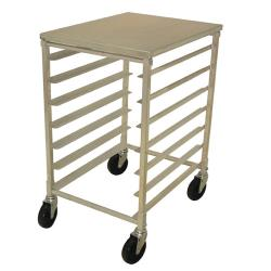 Advance Tabco - PR7-4KT - 7-Tier Aluminum Pan Rack image