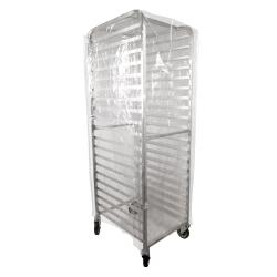 Axia - 17499 - Clear Vinyl Sheet Pan Rack Cover image