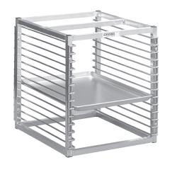 Channel - RIW-13 - 13-Pan Reach-In Bun Pan Rack image
