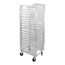 Curtron - SUPRO-16-EC - Protecto™ 14 Mil Medium Duty Rack Cover image