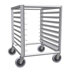 Lockwood   - RA30-ER8E - Counter Height Mobile Pan Rack image